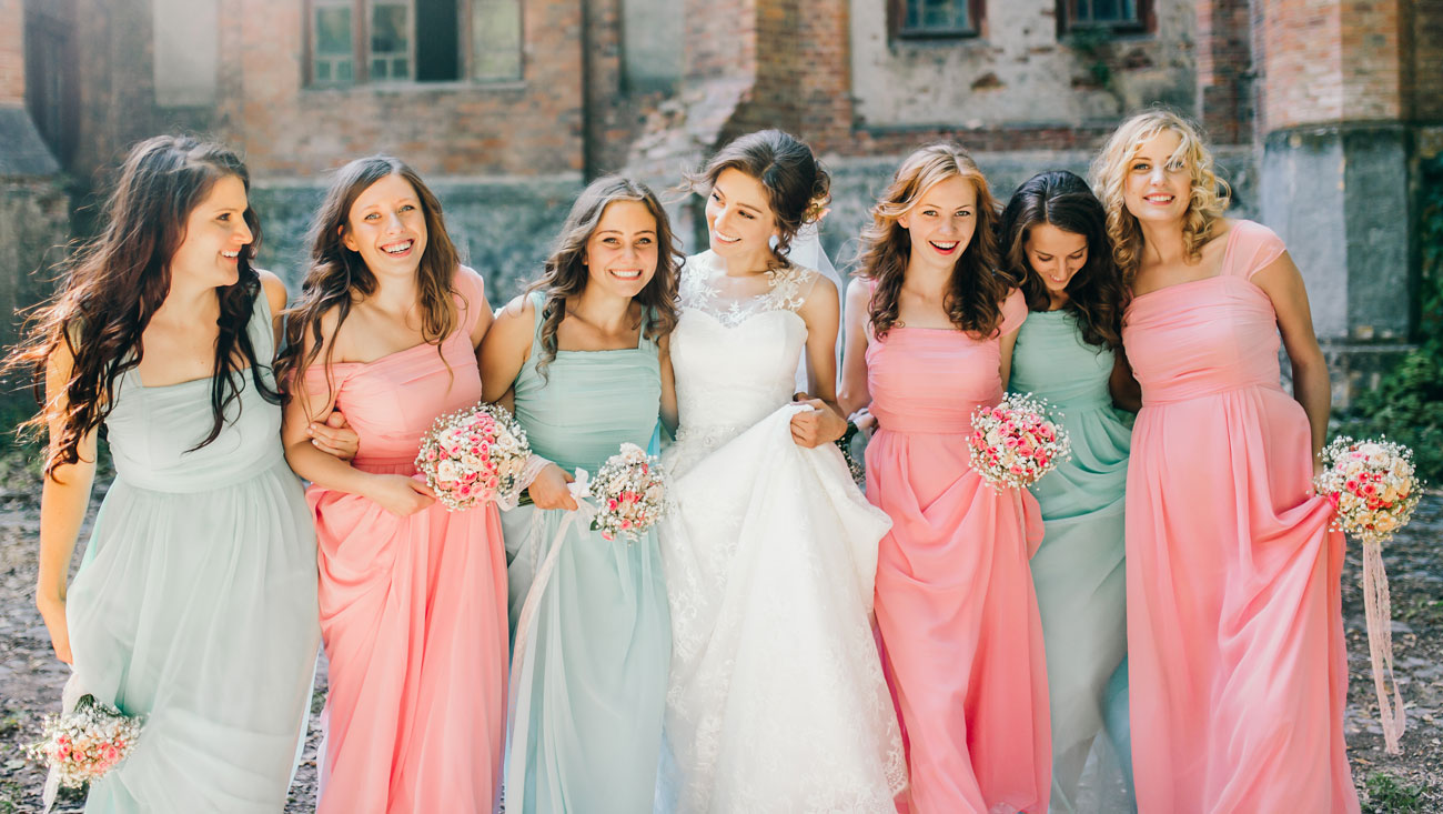 Bridesmaids Dresses Kingston